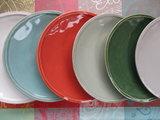 kleuren dinnerborden 28cn doorsnee