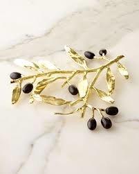 trivet olive branch